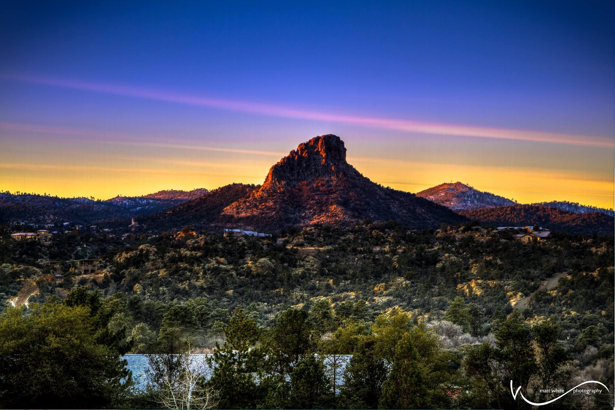 Thumb butte new homes for sale in prescott arizona for The prescott