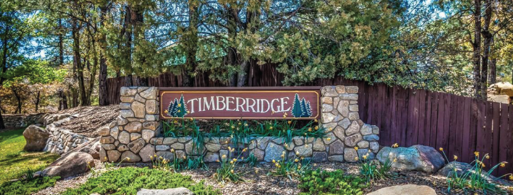 <blockquote><h3>Timber Ridge</h3>The community features exclusive luxury homes that are built to compliment the natural surroundings.</blockquote>